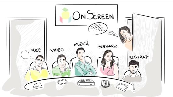 De ce să îți faci un doodle video ? | OnScreen | DOODLE VIDEO