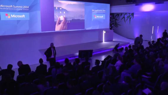 Microsoft Stage Design 2014