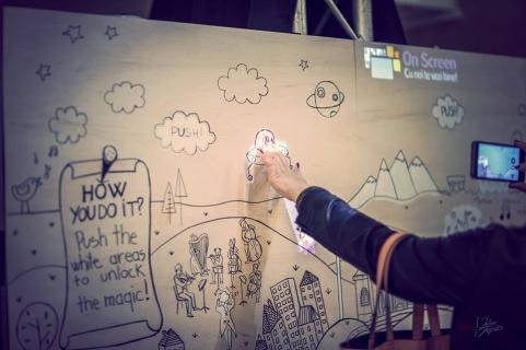Doodle Magic Board la ShortsUp Musicology