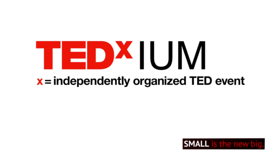 SMALL is the new big | Tedxium Monte-Carlo | 2D FLAT ANIMATION