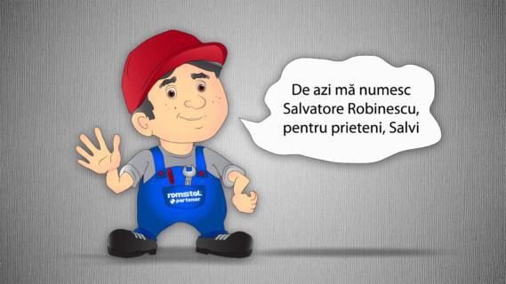 Salvi Robinescu | Romstal | DOODLE VIDEO